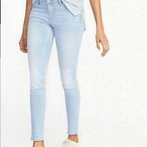 GAP Always Skinny Jeans in Ultra Light Wash